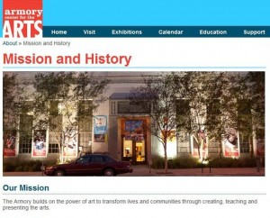 This arts education and exhibition facility in Pasadena substantially reduced its reliance on printed promotional pieces and experienced steady increases in attendance levels and student enrollment.
