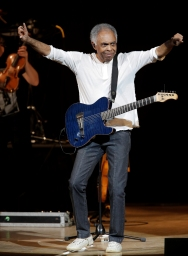 International superstar Gilberto Gil returns to his musical roots with an evening of forró, the infectious dance music from Northeastern Brazil.