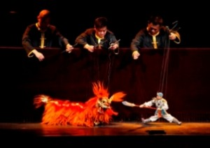 Photo: QUANZHOU MARIONETTE THEATER; performance photographed: Wednesday, October 21, 2009; 7:30 PM at Zankel Hall at Carnegie Hall; Photograph: © 2009 Richard Termine PHOTO CREDIT - Richard Termine